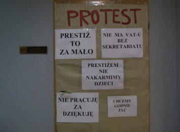 Koniec protestu pracowników prokuratur i sądów. Jest porozumienie
