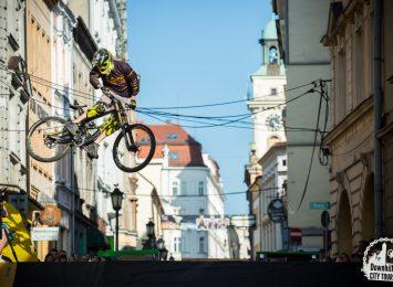 Na rowerach górskich ekstremalnie w Cieszynie
