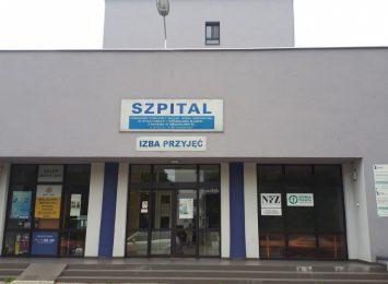Szpitale w Wodzisławiu i Rydułtowach czasowo zawieszają planowe przyjęcia
