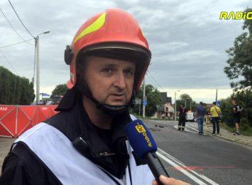 Strażacy z Raciborza najlepsi w ratownictwie drogowym. Gratulujemy!