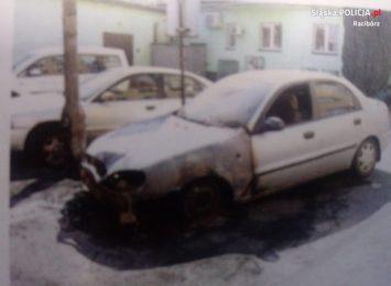 Wpadł podpalacz samochodów z Kuźni Raciborskiej