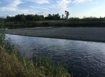 ''Będzie więcej wody w rzekach''. Ostrzeżenie przed roztopami w regionie