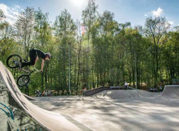 Przebudowa skateparku w Jastrzębiu