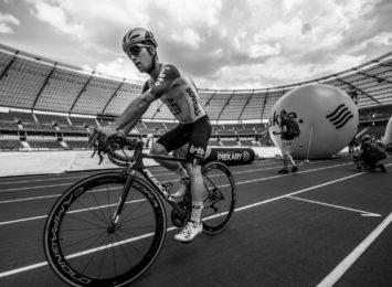 Rybnicka prokuratura umarza sprawę śmierci kolarza podczas Tour de Pologne