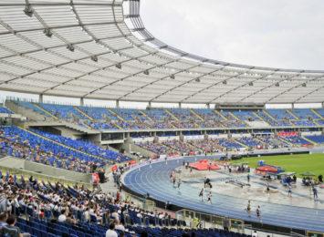 Mistrzostwa Świata Sztafet na Stadionie Śląskim [WIDEO]