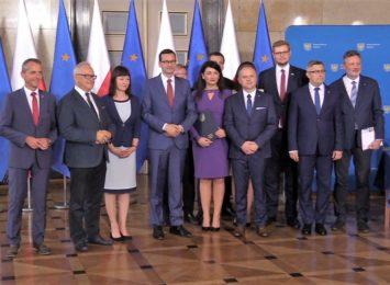 Katowice: Podpisano umowę na budowę obwodnicy Raciborza