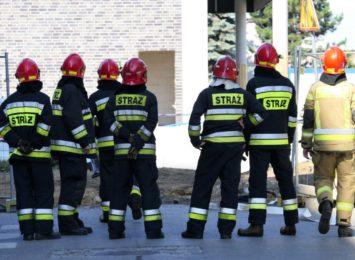 Strażacy ostrzegają przed oszustami