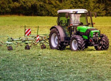 Dobra wiadomość: Traktorem za granicę