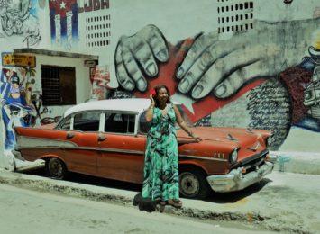 Kubańska potańcówka na przystani kajakowej
