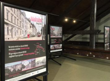 Kolejny przystanek dla wystawy poświęconej Tramwajowi Cieszyńskiemu