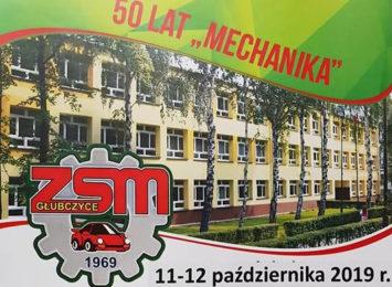 50 lat Zespołu Szkół Mechanicznych w Głubczycach. Kto kończył tę szkołę?