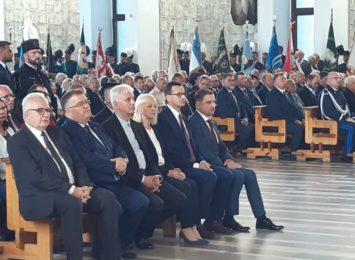 Trwają obchody 39. rocznicy podpisania Porozumienia Jastrzębskiego [FOTO]