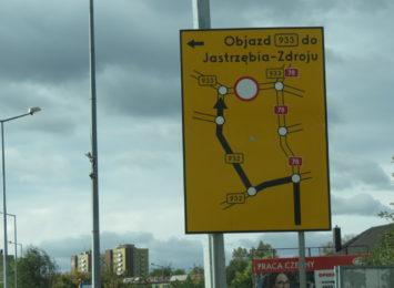 Kiedy gotowa będzie ulica Jastrzębska w Wodzisławiu Śląskim?