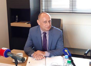 Poznaliśmy nowego dyrektora szpitala w Wodzisławiu Śląskim