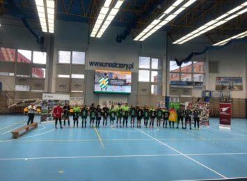 Klubowy Puchar Śląska Kobiet. Mecze w Żorach