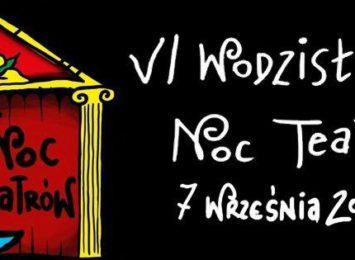 Wodzisławska Noc Teatrów. Zmiany w programie!