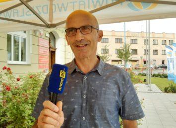 12.000 km rocznie- o jednym z uczestników rajdu rowerowego w Wodzisławiu Śląskim