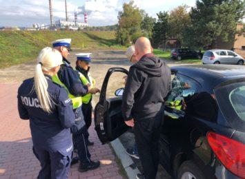 Europejski Dzień Bez Ofiar Śmiertelnych na Drogach- wspólna akcja policji i Radia 90 [WIDEO]