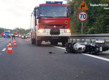 Śląsk Cieszyński: Śmiertelne zdarzenia na drogach