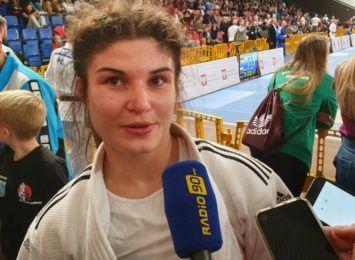 Emocjonujące walki Julii Kowalczyk tego poranka. Judoczka doszła do ćwierćfinałów