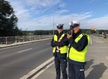 """Dziś na śląskich drogach policyjna akcja """"Kaskadowy pomiar prędkości"""""""
