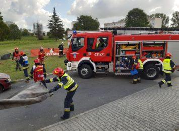 Strażacy rywalizowali w Jastrzębiu-Zdroju [FOTO]