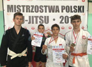 Top Team na Mistrzostwach Polski Ju Jitsu