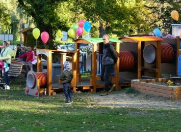 PGG ufundowało plac zabaw w Czernicy [WIDEO, FOTO]