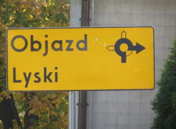 Absurdalny znak drogowy w Rybniku