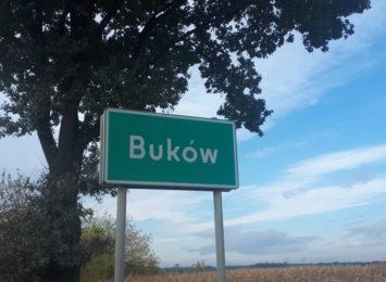 Brudna droga w Bukowie. Interwencja Radia 90