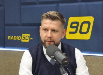 Poranny gość Radia 90: Mieczysław Kieca [WIDEO]