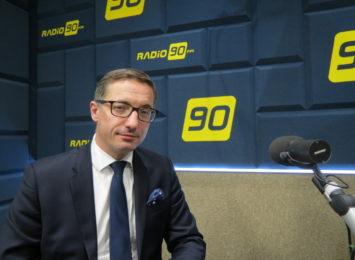 Kuczera w Radiu 90: W przyszłym roku mniej pieniędzy na kulturę i sport [WIDEO]