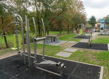 Jastrzębie: Nowa siłownia i plac zabaw [FOTO]