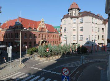 Remont pl. Miejskiego w Rybniku i utrudnienia w centrum