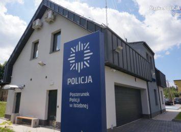 Posterunek Policji w Istebnej. Dziś otwarcie