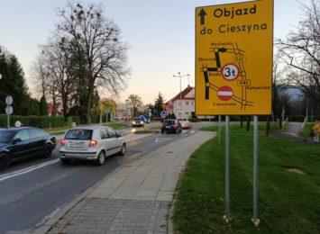 Ustroń: Objazdy i zmiana organizacji ruchu. Ruszył remont Cieszyńskiej