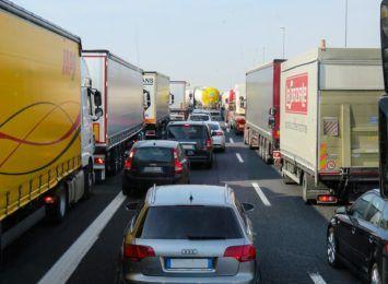 Uwaga kierowcy jadący A1 w stronę Częstochowy