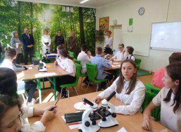Kuźnia Raciborska: Zielona pracownia otwarta! [FOTO]