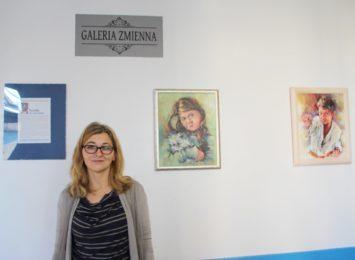 Wystawa portretów Beaty Sikory – Małyjurek w Cieszynie