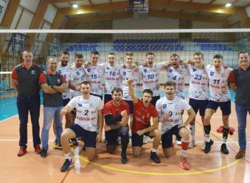 W meczu na szczycie siatkarskiej II ligi Rybnik lepszy od Andrychowa
