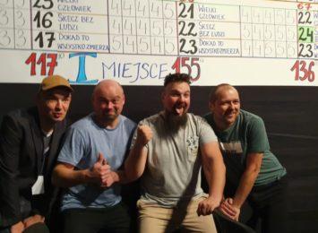 Ryjek 2019: Kabaret Dno wygrywa konkurs