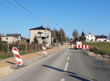Droga Markowice-Raszczyce z kłopotami?