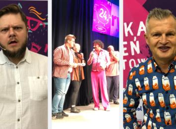 Ryjek 2019: Mariusz Kałamaga, kabaret Chyba, Irek Bieleninik