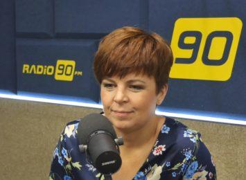 Poranny gość Radia 90: Gabriela Staszkiewicz [WIDEO]