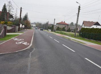 Zmiany na ulicy Raciborskiej w Gorzycach i Bełsznicy