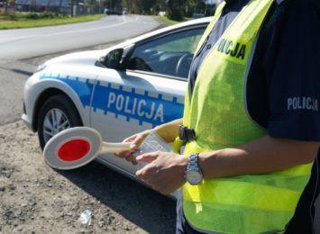 Golasowice: Kierowca pod wpływem narkotyków. Miał je też przy sobie