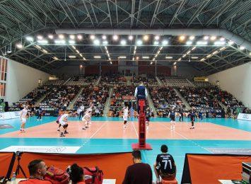 Łatwe zwycięstwo siatkarzy Jastrzębskiego Węgla na inaugurację rozgrywek Ligi Mistrzów