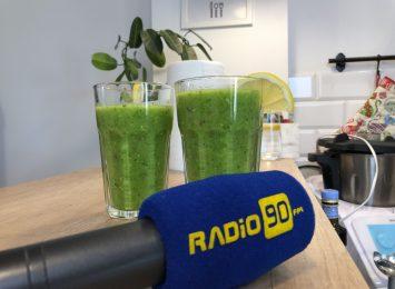 Dieta po świętach: Zielone smoothie na śniadanie [WIDEO]