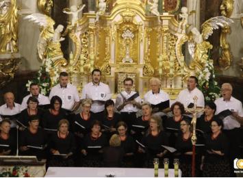 Koncert kolęd w Rudach Raciborskich