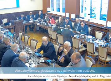 Wodzisław Śląski: Radni nie uchwalili budżetu [WIDEO]